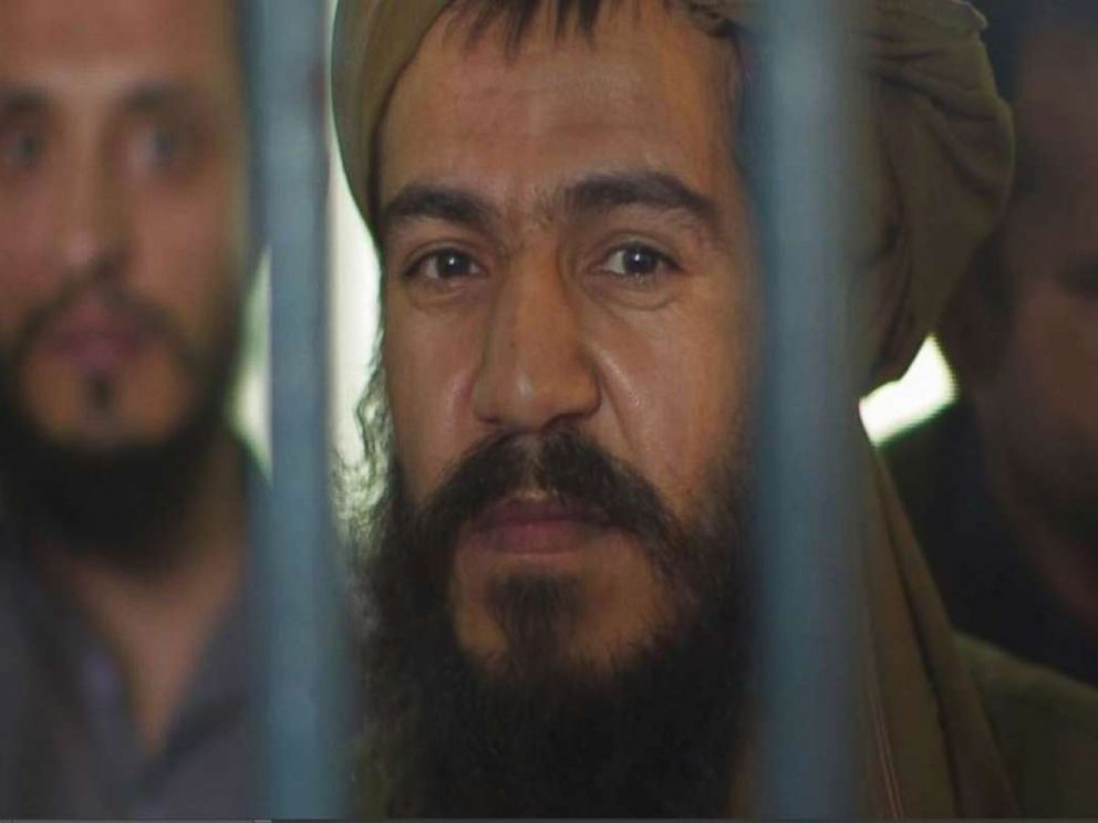 PHOTO: Speaking exclusively to ABC News from their prison block in Kabul, Afghanistan, a group of Taliban fighters said they would not agree to end their fight until American and other foreign troops left Afghanistan.