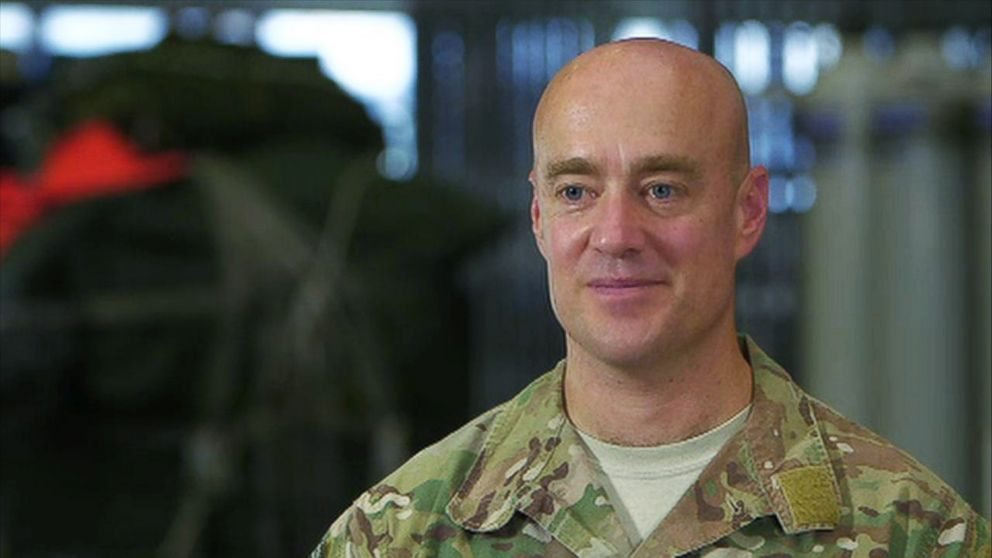 PHOTO: Maj. Charles Hodges, a U.S. Dive Operations commander, said he spoke with high-level Thai officials about how to rescue the boys and their coach from the Thai cave.