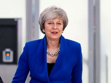 Theresa May faces no-confidence vote after historic defeat on Brexit deal