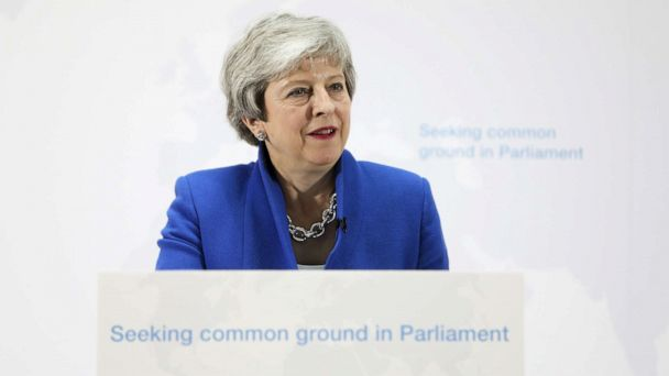'Her time is up': Pressure grows on Theresa May to resign as new Brexit plan comes under fire