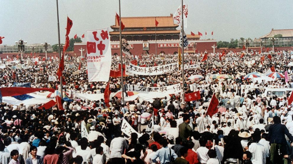 What to know about Tiananmen Square on the 30th anniversary of the