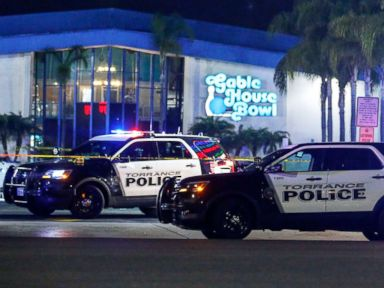 3 dead, 4 injured in shooting at California bowling alley