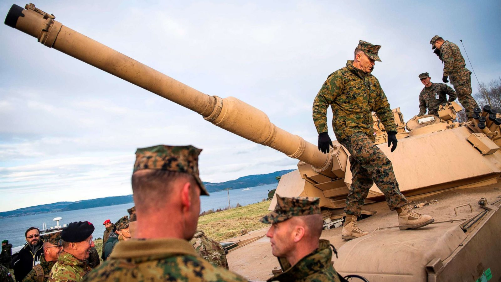 Russias participation in NATO exercises Trident Juncture 2018 is questionable