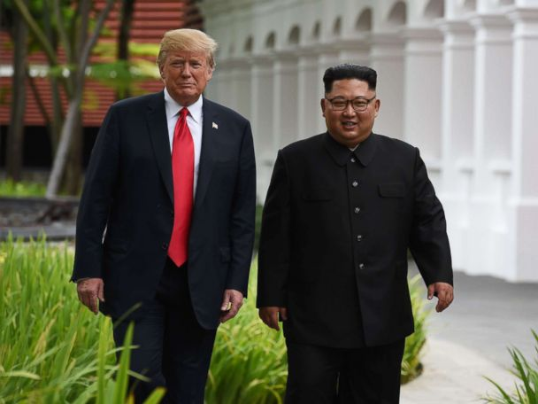 Kim Jong Un praises Trump and his 'good personal letter' ahead of second summit
