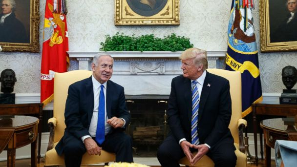 Trump flouts chummy relations with Netanyahu ahead of Israeli election