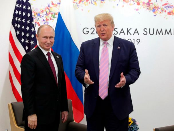 Russia working to boost Trump's reelection, 'denigrate' Biden: US intelligence report