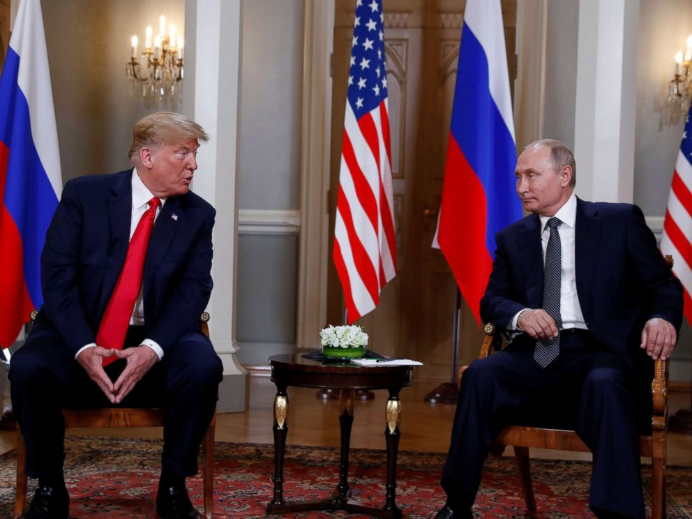 'Russia is not our friend': Arkansas lawmakers comment on Trump-Putin meeting