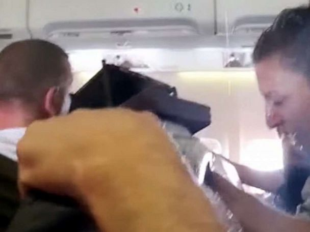 Severe turbulence leaves 10 injured, throws flight attendant into ceiling