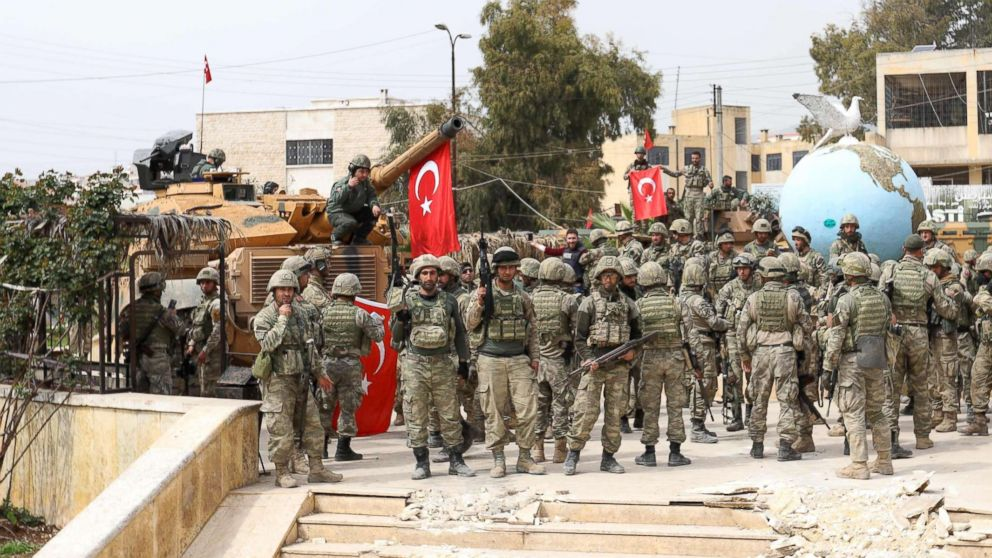 Could ISIS fight in Syria be at risk if Turkey fights US-backed Kurds?