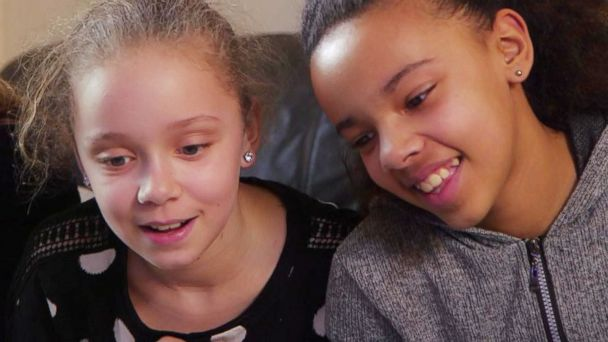 One-in-a-million' biracial twins won't let race define them: 'You