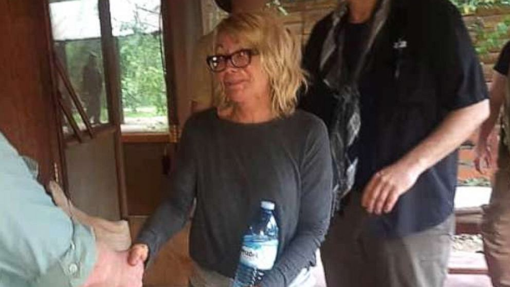 Kidnapped American tourist in Uganda is released