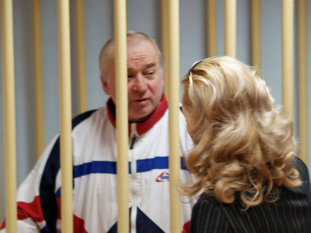 Russian Ambassador: 'Nerve agent came from United Kingdom lab'