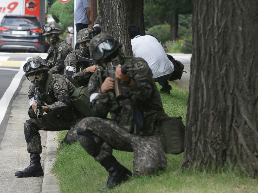 Canceled US 'war game' with South Korea would have cost $14