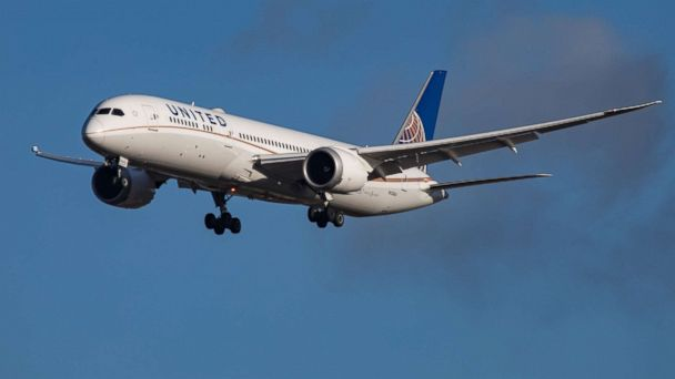 United Airlines passengers stranded at least 16 hours after plane diversion to Canada