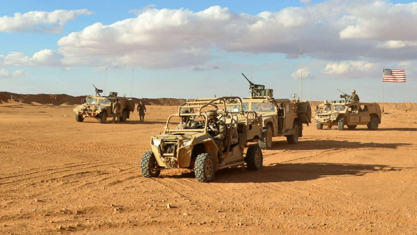 What you need to know about US military involvement in Syria as