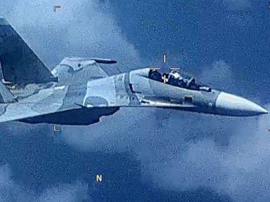 Venezuelan fighter aggressively shadowed US reconnaissance plane over Caribbean Sea