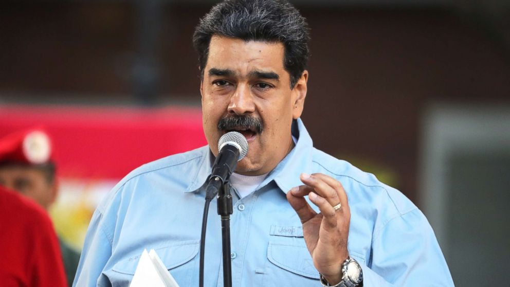 Losing grip on power, Venezuela's Maduro leans on Cuban security forces, senior US officials say thumbnail