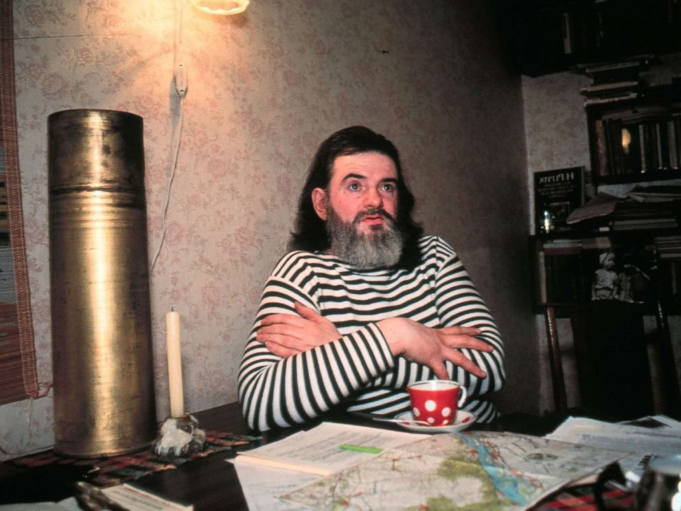 PHOTO: Vil Mirzayanov, a Russian scientist who worked for years in the Soviet chemical weapons program is pictured in this undated photo.