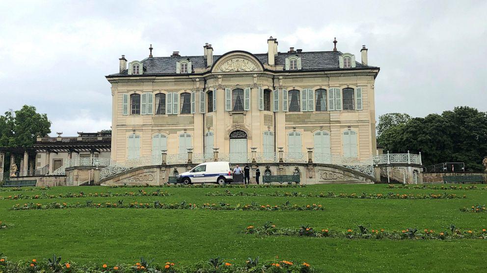 18th Century Villa In Geneva Park To Host Biden Putin Summit Abc News
