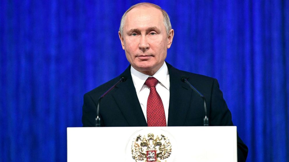 Information on Vladimir Putin's personal wealth is the target of a new House bill thumbnail