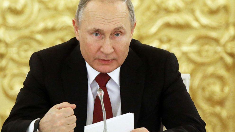 abc7.com: Putin's tightening grip