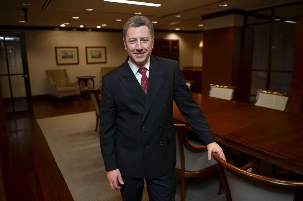 PHOTO: Kurt Volker is pictured May 19, 2011.
