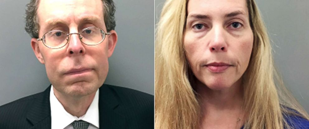 PHOTO: Lawrence Weinstein and Kelly Drucker are pictured in this undated photo released by the Bucks County, Pa., District Attorneys Office.