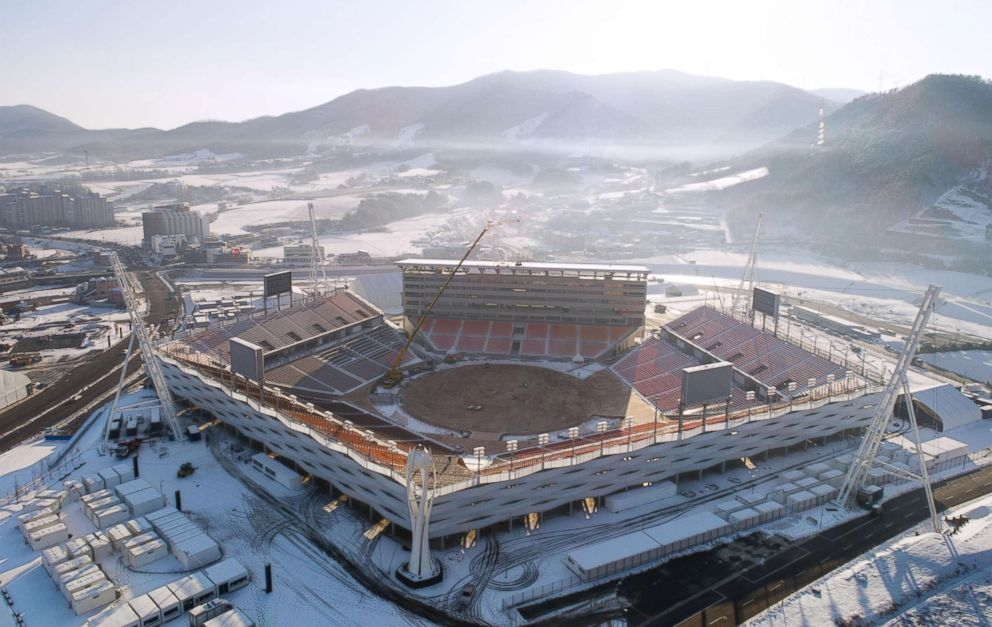 032ea1a09 Olympics 2018: Everything you need to know about the Pyeongchang ...