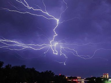WATCH:  Little League World Series, lightning and whirlwinds: World in Photos
