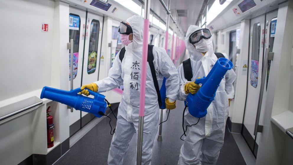 Coronavirus ζωντανή ενημέρωση: Κίνα να άρει κλείδωμα μέτρα σε Wuhan τον απρίλιο