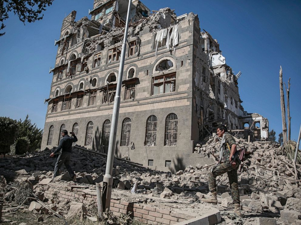 Pressure to End the Saudi-Led War in Yemen Is Growing