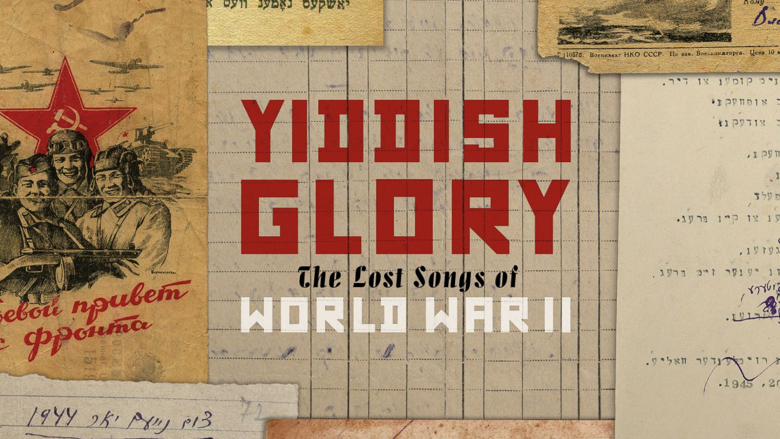 Long-lost Yiddish songs tell first-hand stories of Soviet Jews ...