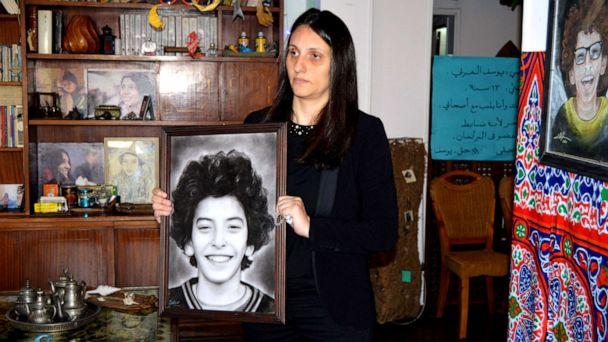 Mother says son's alleged killers surrendered after her hunger strike