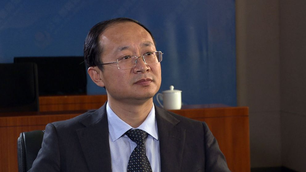 "ABC News' ""20/20"" spoke to Yu Haibin of the Chinese Ministry of Public Security's Narcotics Control Bureau."