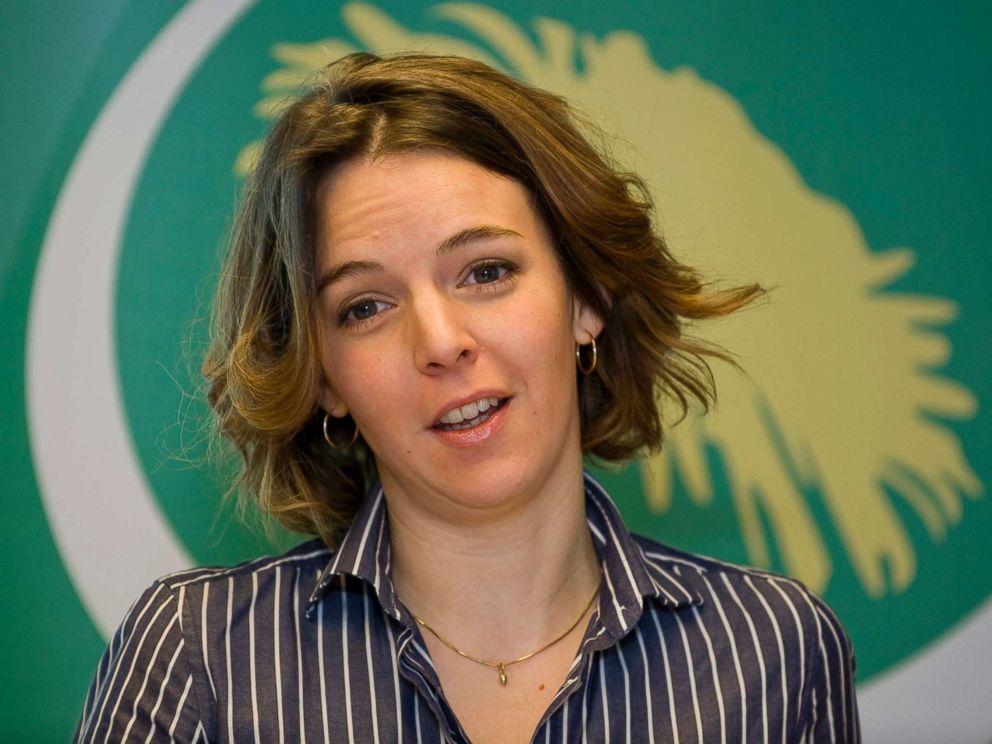 PHOTO: UN Swedish employee Zaida Catalan in this Jan. 19, 2009 file photo in Stockholm.