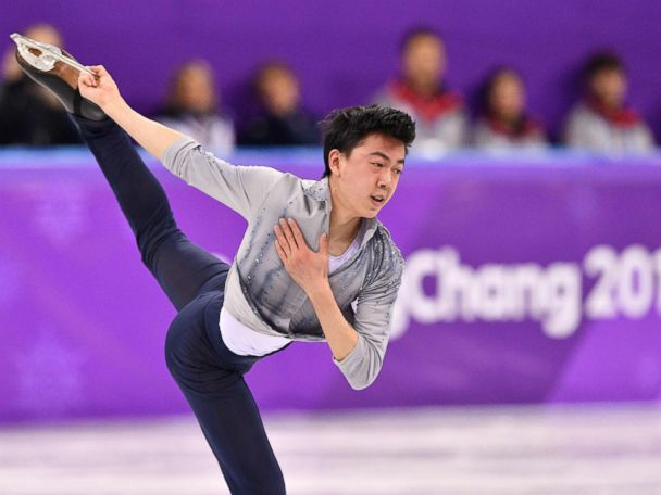 American skater hopes to repeat success at Beijing games