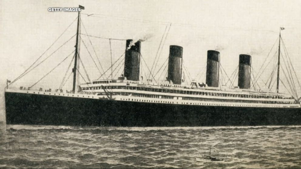 Titanic Disaster Still Influences Shipping Lanes More Than