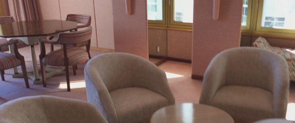 VIDEO: Secret hotel suite at historic Las Vegas casino