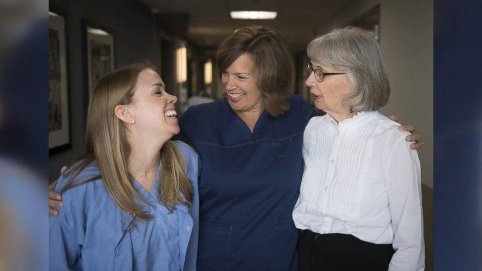 Image result for women leaving the hospital