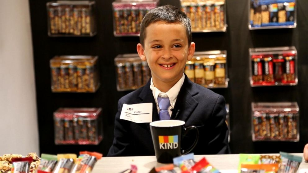 Meet this 9-year-old CFO from Boston