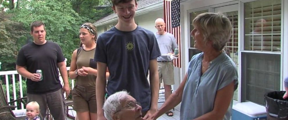 VIDEO: One family in Indiana has many reasons to celebrate Independence Day.