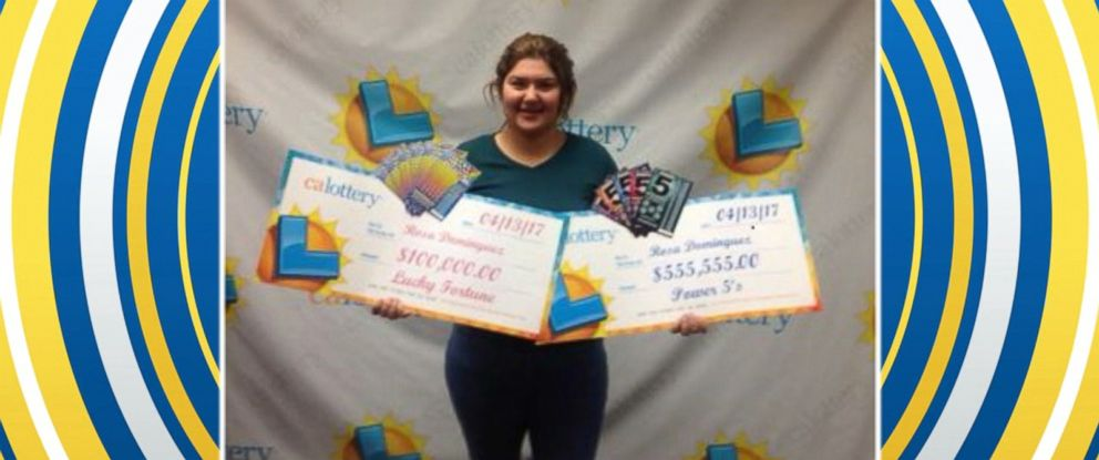 VIDEO: Rosa Dominguez, 19, won a grand total of $655,555.