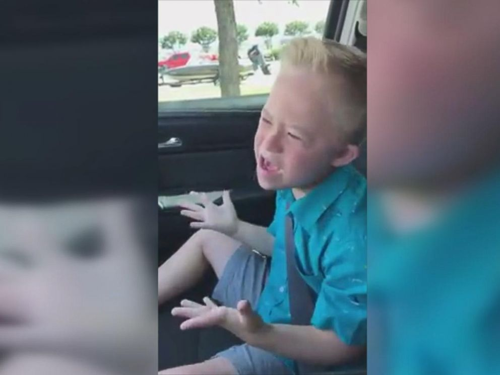 A video of Dane Miller, 9, performing Whitney Houstons 1993 hit, I Have Nothing, has gone viral after his aunt, Jeanne Miller, posted it on Facebook.