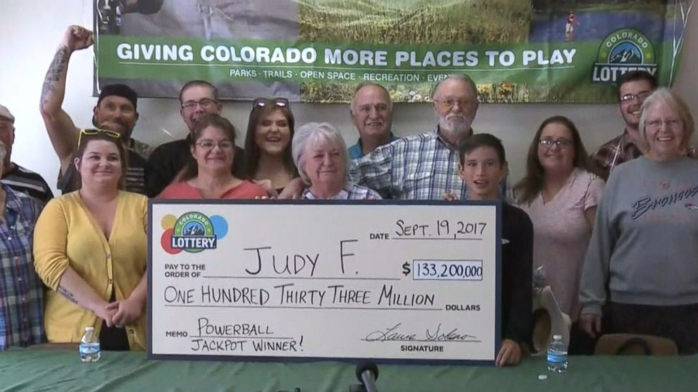 Woman wins $133M Powerball jackpot after playing the same