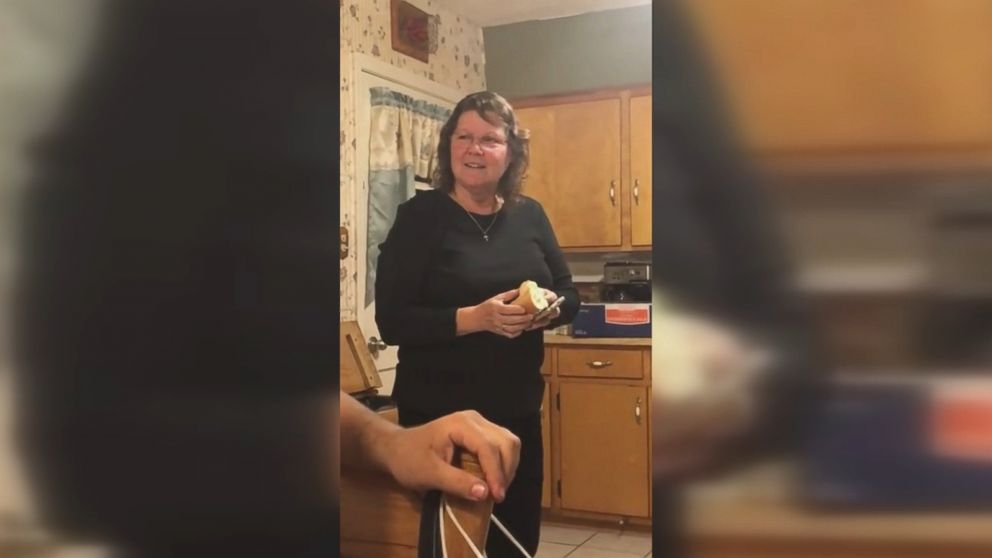 Grandmother can't figure out 'bun in the oven' pregnancy