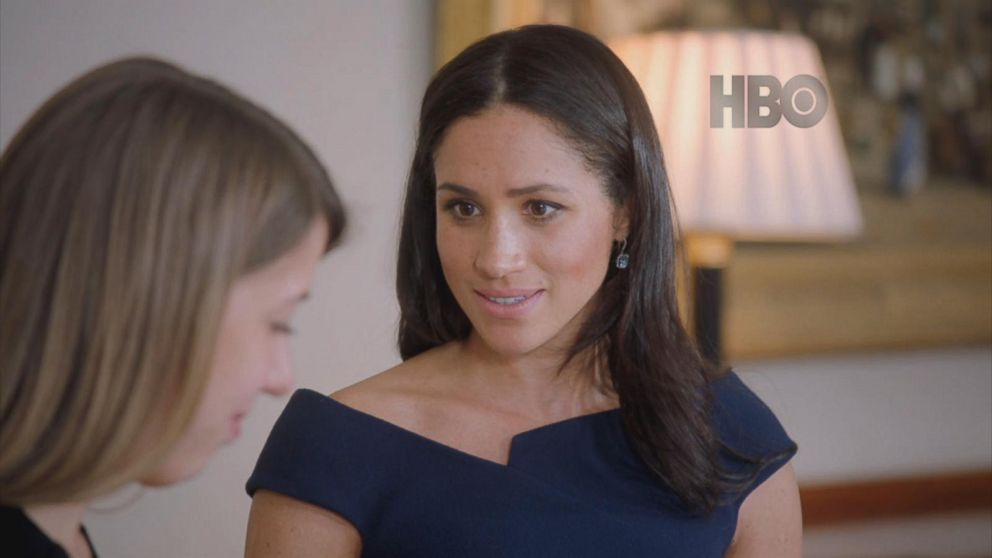 VIDEO: Meghan Markle talks about including the British Commonwealth in her wedding day