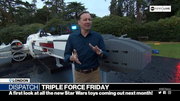 New Star Wars toys at Triple Force Friday!