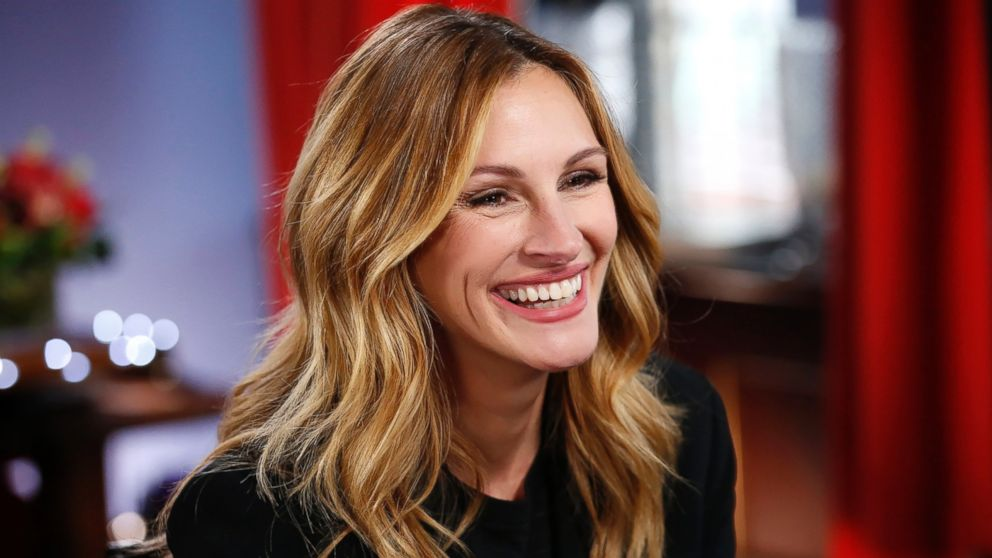 Julia Roberts Talks About Her Latest Role In Smurfs The Lost Village