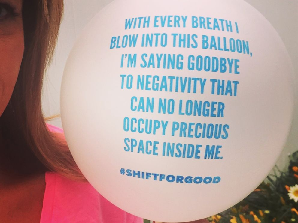 PHOTO: GMA contributor Tory Johnson shares tips in her journey to find happiness in her book, Shift for Good.