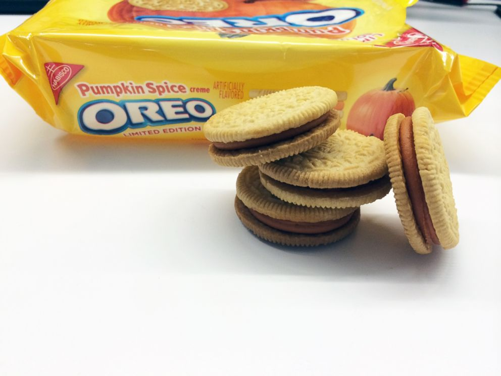 PHOTO: Pumpkin Spice Oreos